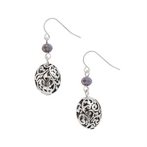 Picture of Felicity Silver Earrings